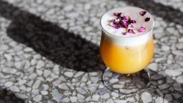 Image for UVA's Petals and Pansies cocktail