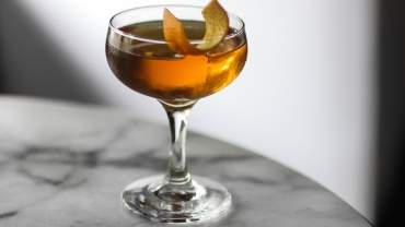 Image for UVA's Scottish Monk cocktail