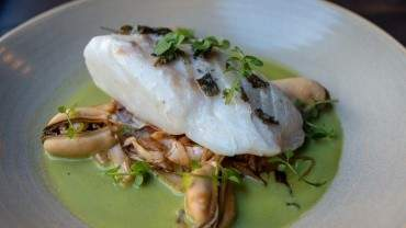 Image for Wildebeest's wakame-poached cod