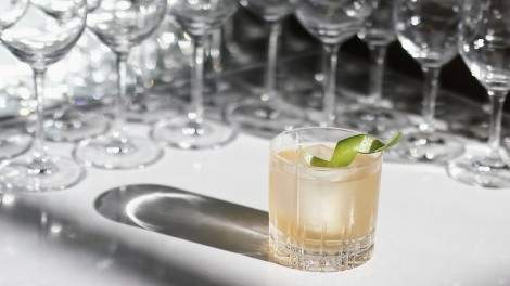 Image for Ancora's Goma's Remedy cocktail