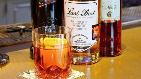 Image for Calgroni Negroni from Last Best Brewing & Distilling