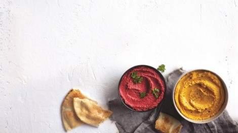 Image for Ricardo Larrivée's carrot and cashew dip