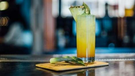 Image for Pangea Pod's Chilipinarita cocktail