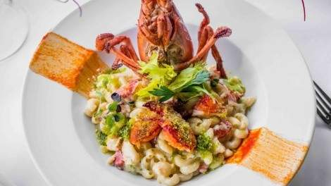 Image for Coast's lobster mac 'n' cheese
