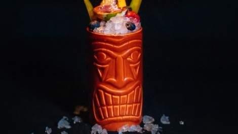 Image for Fairmont's Mallard Lounge's CP Tiki cocktail