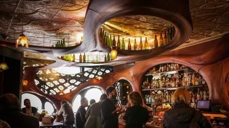 Bar Raval -Photo by Alexa Fernando.