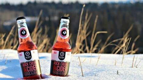 Image for Daily bite: Big Rock Brewery debuts new rosé cider