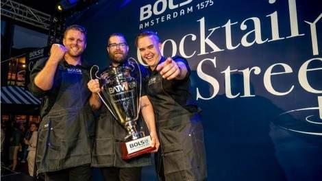 Image for Daily bite: Botanist Bar wins BOLS AROUND THE WORLD, World's Best Bar Team