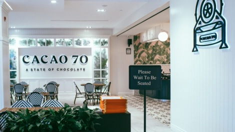 Image for Daily bite: Montreal's Cacao 70 opens a new location in Tianjin, China