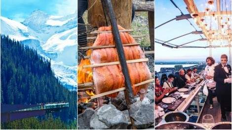 Image for 7 Daring dining destinations across Canada