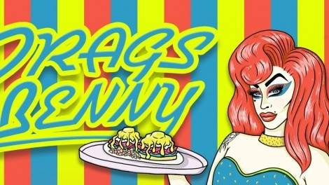Image for Drags Benny starring Laila McQueen heads to Winnipeg