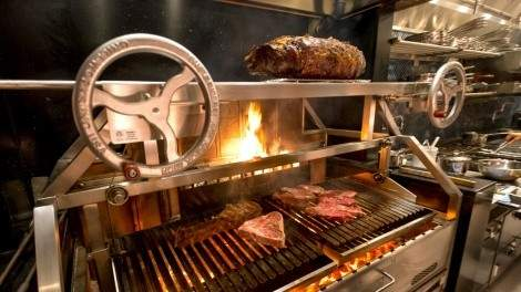 Image for Daily bite: Vancouver's Toptable Group opens their sleek new steakhouse, Elisa
