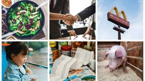 Image for ICYMI: New Canadian food policy, McDonald's goes green, and more
