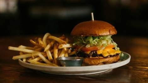 Image for Local Public Eatery launches new burger and raises funds for Bell Let's Talk initiative