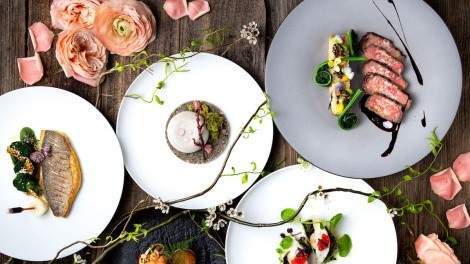Image for Daily bite: Market by Jean-Georges introduces Sakura-inspired tasting menu