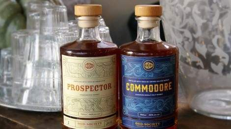 Image for Daily bite: Odd Society Spirits launches new grain-to-glass whiskies with an inspiring brand narrative