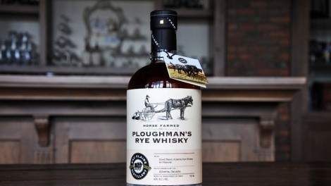 Image for Daily bite: Eau Claire Distillery launches world's first horse-farmed rye