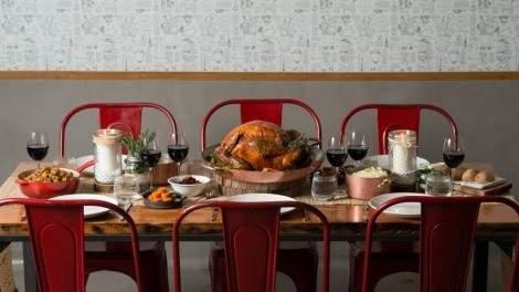 Railtow Catering Turkey To Go. Photo by Jelger+Tanja Photographers