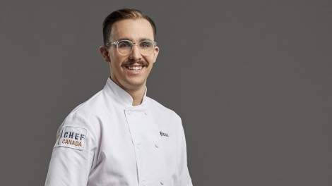Image for One day in St. John, N.B.: Top Chef Canada contestant Ross Larkin