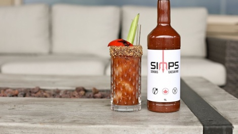 Image for Celebrate National Caesar Day with Simps Caesar Mix