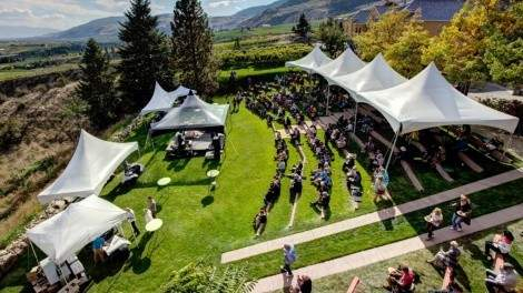 Image for Daily bite: Tinhorn Creek Vineyard brings back Canadian concert series for the summer