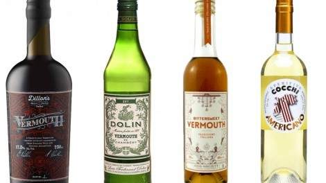 Image for 4 Vermouth to add to your bar cart