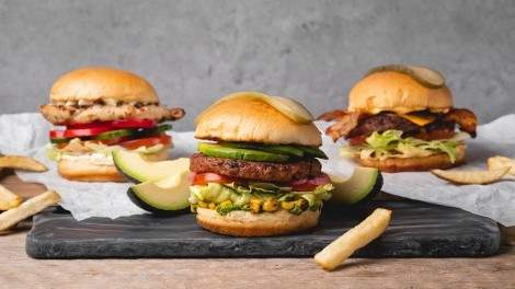 Image for Daily bite: Whitespot, BC's esteemed restaurant chain introduces brand new plant-based Beyond Burger patty.