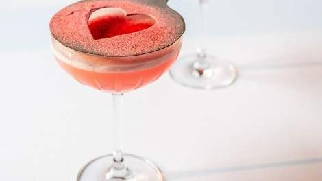 Image for Fairmont Royal York's Cupid's Arrow cocktail