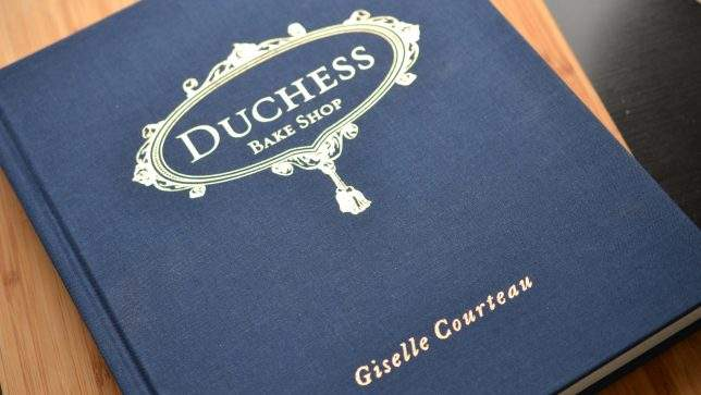 Duchess Bake Shop cookbook