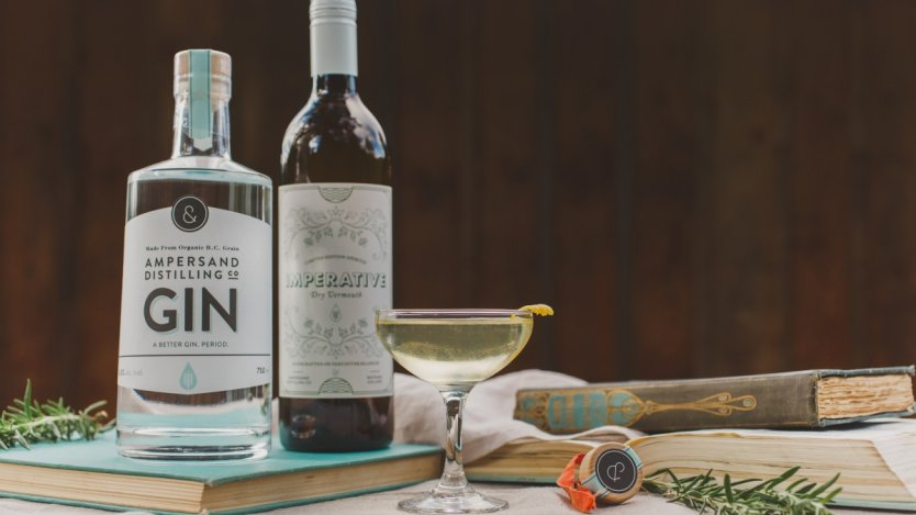Image for White Negroni with Ampersand Gin