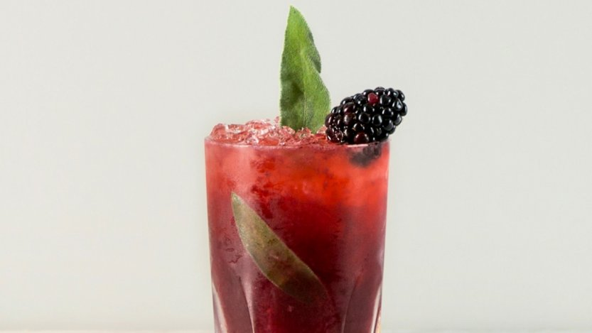 Image for Araxi's Bramble On cocktail