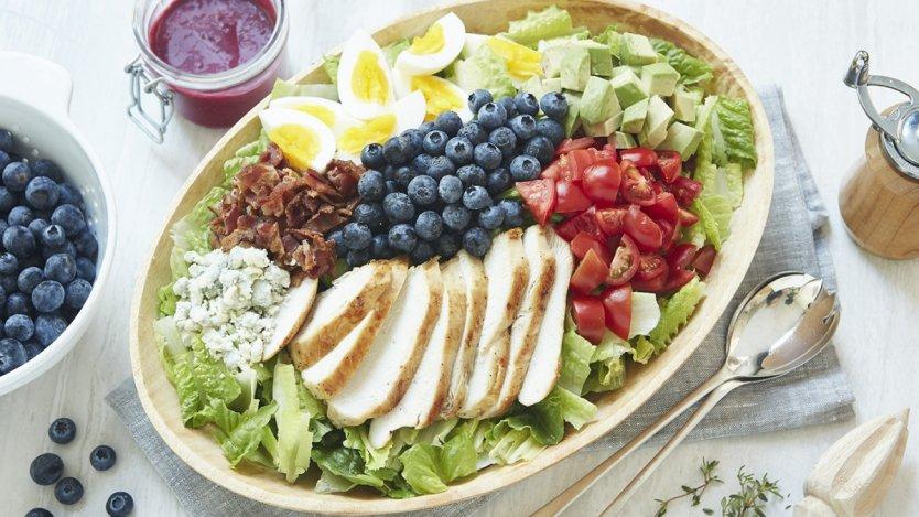 Image for B.C. Blueberry cobb salad