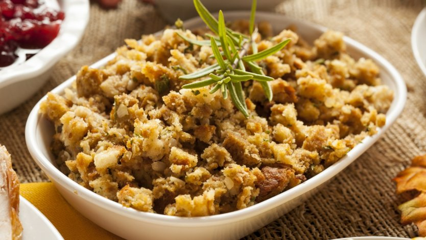 Image for Cynthia Beretta's Make-Ahead Stuffing Recipe