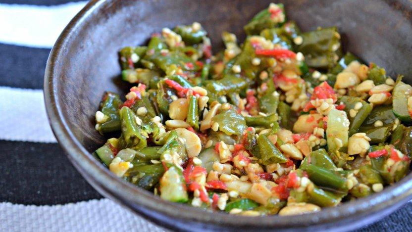 Shishito pepper recipe