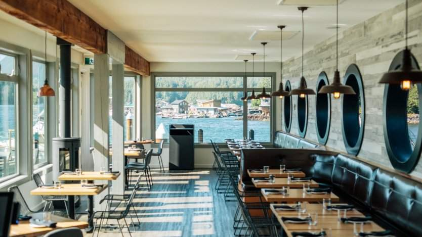 Image for Tofino's 1909 Kitchen showcases local foraged finds