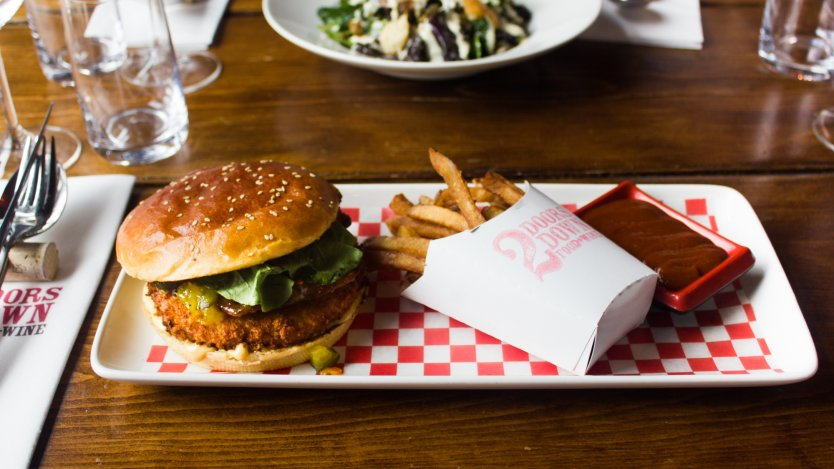 Two Doors Down is a Halifax favourite but whatu0027s with the name? photo courtesy of Kathy Jollimore. & 20 Canadian restaurant names explained | Eat North