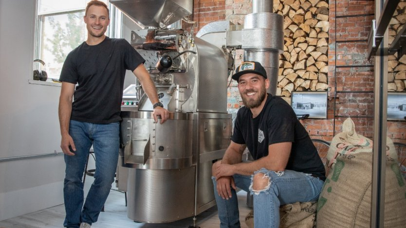 Image for Calgary Heritage Roasting Co. opens in Inglewood's Snowden building