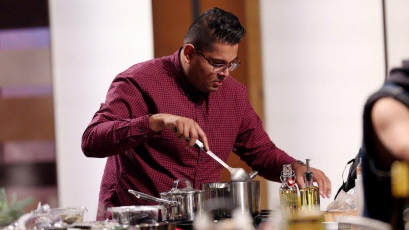 Image for One day in Calgary: designer and MasterChef Canada contestant Ali Jadavji