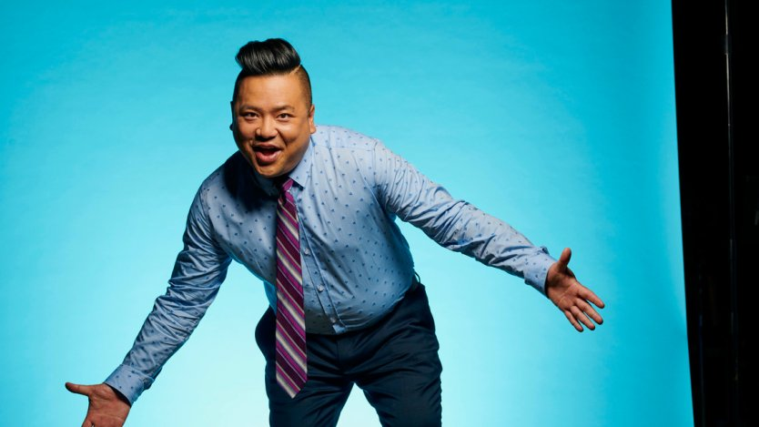 Image for One day in Canada: actor Andrew Phung of Kim's Convenience