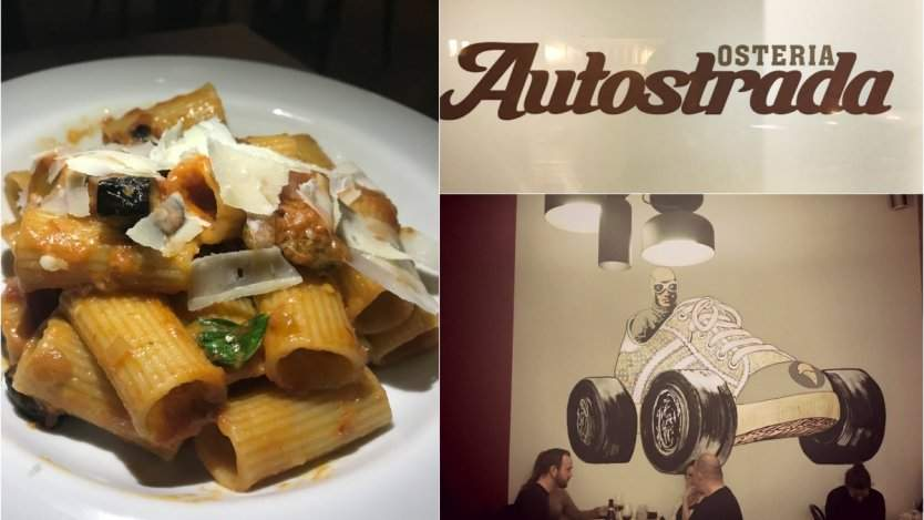 Image for Daily bite: Vancouver's Autostrada Osteria opens Wednesday
