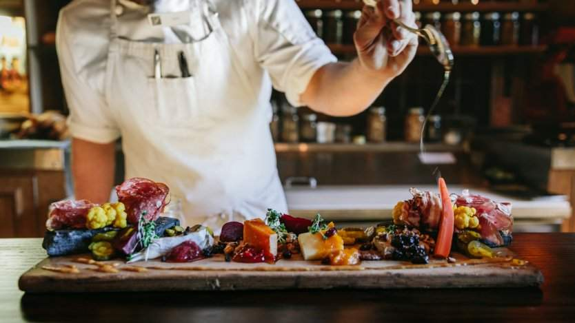 Image for Daily bite: Eat the Castle food tour at the luxurious Fairmont Banff Springs