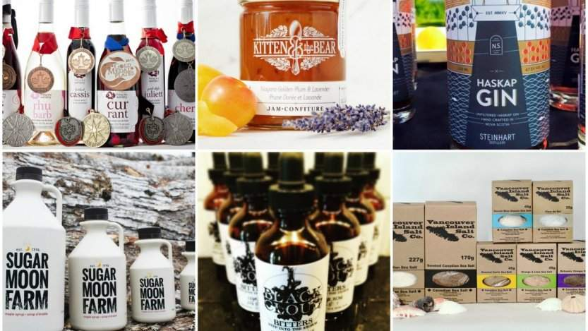 Great Canadian food gifts to buy