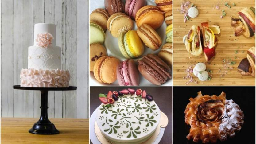 Image for The sweet rise of Edmonton patisseries