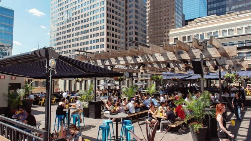 Making the most of patio season in Calgary | Eat North