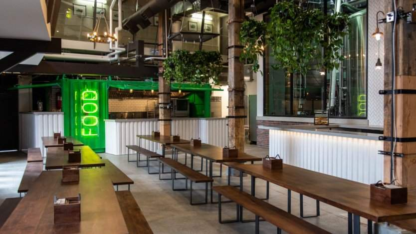 Image for Daily bite: The Steam Whistle's latest concept is now open