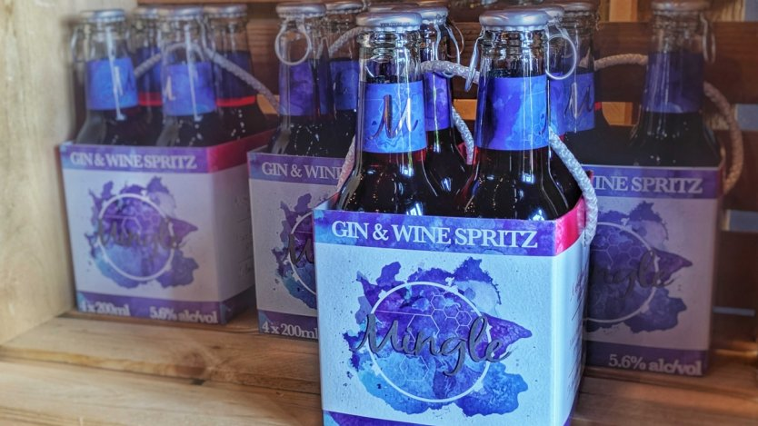 Image for Daily bite: Living Sky Winery and Black Fox Farm and Distillery launch collaborative summer drink