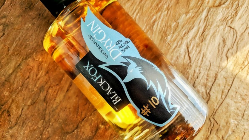 Black Fox Farm and Distillery gin