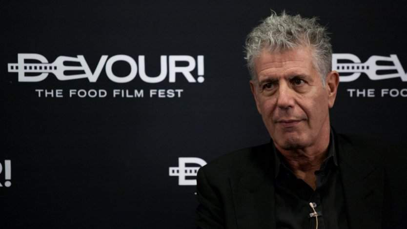 Image for Canadian culinary community grieves the loss of Anthony Bourdain