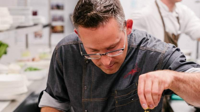 Image for Daily bite: Jason Bangerter wins Pinnacle Award 2017 Chef Of The Year
