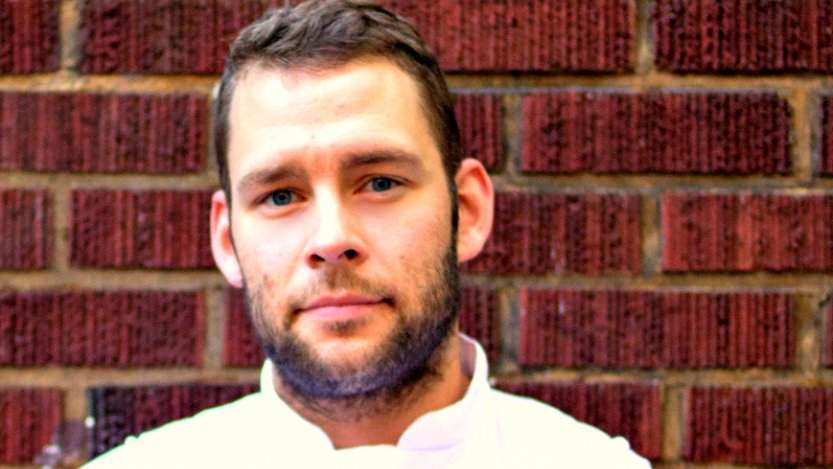 Geoff Rogers chef